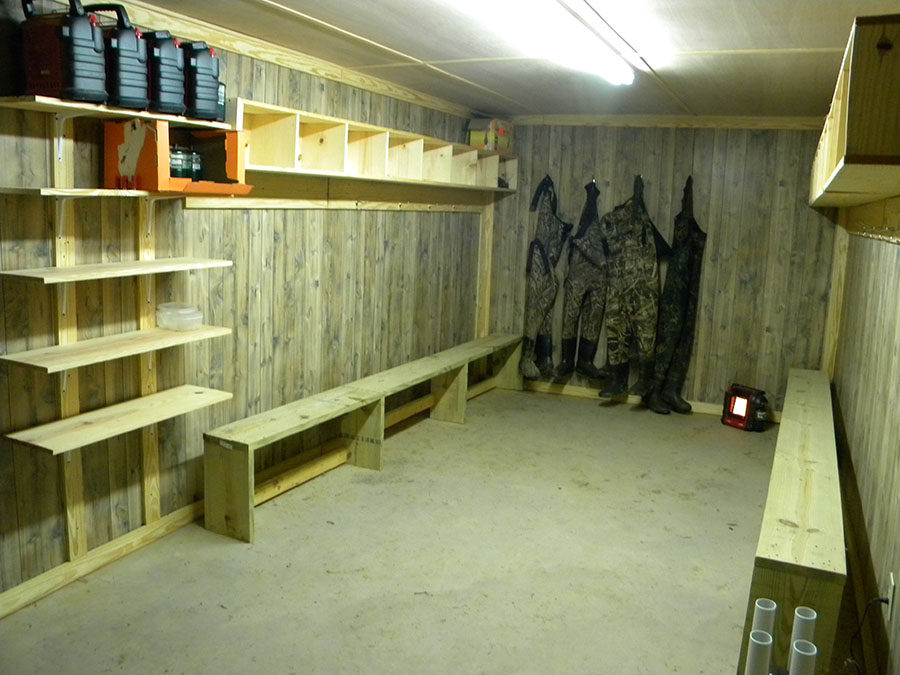 How To Buff A Car >> Duck Hunting Lodge - Old Post Lodge - Arkansas Duck Hunting